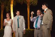 Mandy and Matt Yarger's wedding , Saturday, Oct. 20, 2012in Ponte Vedra.