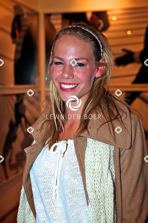 AMSTERDAM - In het nieuwe DeLaMar theater is de premiere van BNN Spuiten en Slikken de Musical gestart.  Met op de foto Nicolette Kluijver. FOTO LEVIN DEN BOER - PERSFOTO.NU