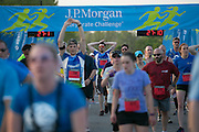 More than 10,000 finishers crossed the line at the Corporate Challenge on the campus of RIT on Tuesday, May 24, 2016.