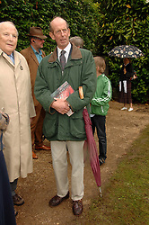 HRH THE DUKE OF KENT at the Cartier Style Et Luxe at the Goodwood Festival of Speed, Goodwood House, West Sussex on 24th June 2007.<br />