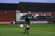 Football - EFL Cup (1st Round) - Fleetwood Town v Leeds United