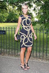 © London News Pictures. 26/06/2013. London, UK. Lady Victoria Hervey, at  The Serpentine Gallery summer party, Kensington Gardens London UK, 26 June 2013, Photo credit: Richard Goldschmidt/LNP