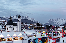 20.02.2019, Seefeld, AUT, FIS Weltmeisterschaften Ski Nordisch, Seefeld 2019, Eröffnungsfeier, im Bild Seekirchl // Seekirchl during the opening ceremony of the FIS Nordic Ski World Championships 2019. Seefeld, Austria on 2019/02/20. EXPA Pictures © 2019, PhotoCredit: EXPA/ JFK