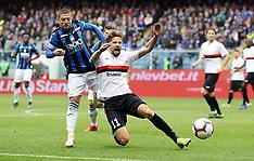 Sampdoria vs Atalanta - 10 March 2019