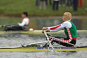 Munich, GERMANY, 01.09.2007,   A Final , BLR W1X, Ekaterina KARSTEN-KHODOTOVITCH, Women'e Gold Medallist Single Sculls, at the 2007 World Rowing Championships, taking place on the  Munich Olympic Regatta Course, Bavaria. [Mandatory Credit. Peter Spurrier/Intersport Images]. , Rowing Course, Olympic Regatta Rowing Course, Munich, GERMANY