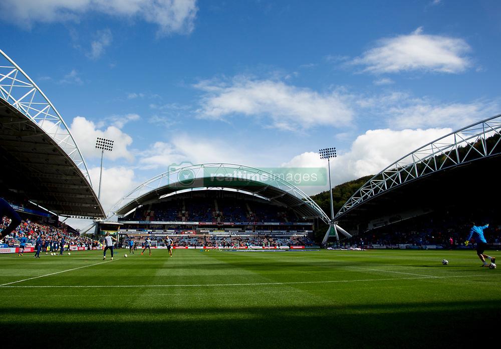 30 September 2017 - Premier League - Huddersfield Town v Tottenham Hotspur   - John Smith Stadium - Photo: Chloe Knott