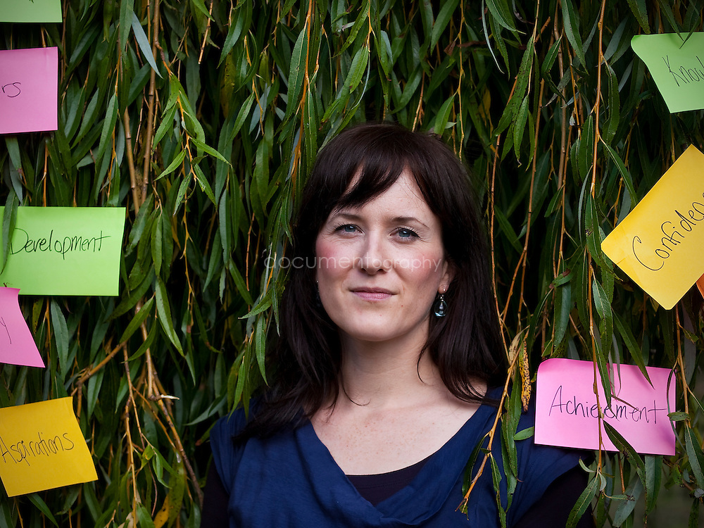 Founder of Ignite, Kathleen Cronin wants to give young women executive-style leadership coaching as a new way of building their confidence and giving them careers advice, Cambridge...OLYMPUS DIGITAL CAMERA
