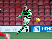 Forest Green Rovers Mark Roberts(21) during the EFL Sky Bet League 2 match between Grimsby Town FC and Forest Green Rovers at Blundell Park, Grimsby, United Kingdom on 9 December 2017. Photo by Paul Thompson.
