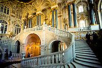 Jordan Staircase, Hermitage Museum, St. Petersburg, Russia