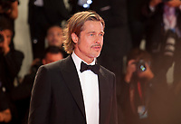 Venice, Italy, 29th August 2019, Brad Pitt at the gala screening of the film Ad Astra at the 76th Venice Film Festival, Sala Grande. Credit: Doreen Kennedy/Alamy Live News