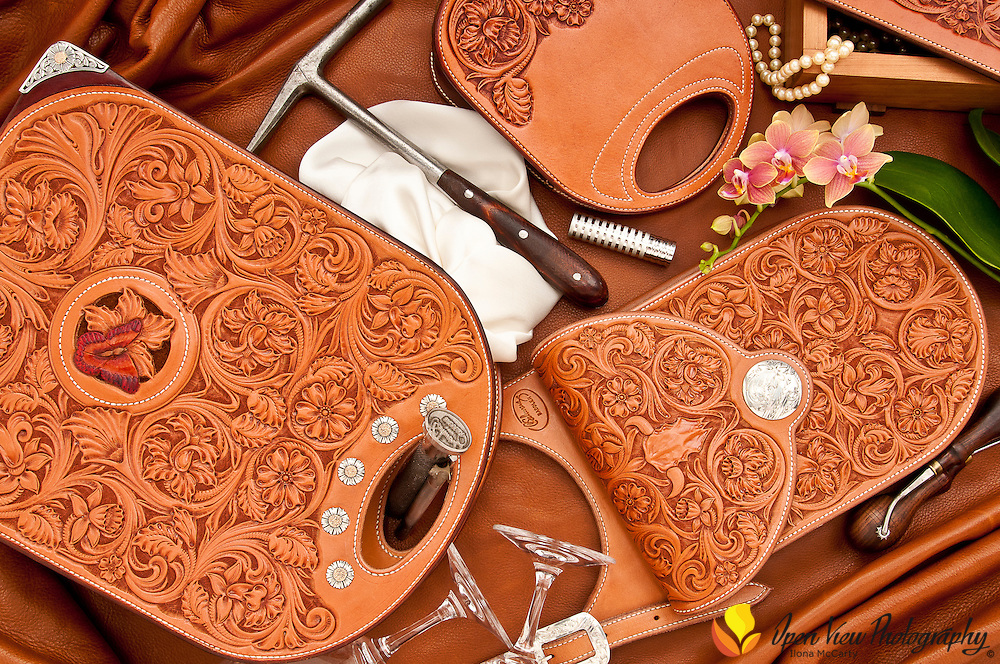Cary Swarz Saddler, hand bags crafted for someone special.
