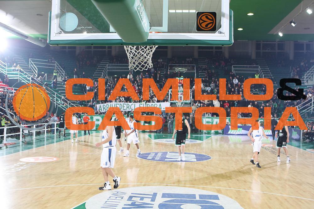 DESCRIZIONE : Avellino Eurolega 2008-09 Air Avellino Cibona Zagabria <br /> GIOCATORE : Tifosi<br /> SQUADRA : Air Avellino <br /> EVENTO : Eurolega 2008-2009<br /> GARA : Air Avellino Cibona Zagabria<br /> DATA : 15/01/2009 <br /> CATEGORIA : Tifosi<br /> SPORT : Pallacanestro <br /> AUTORE : Agenzia Ciamillo-Castoria/G.Ciamillo