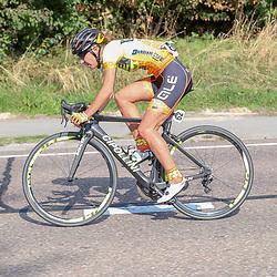 01-09-2018: Wielrennen: Ladies Tour: Sittard<br />Janneke Ensing