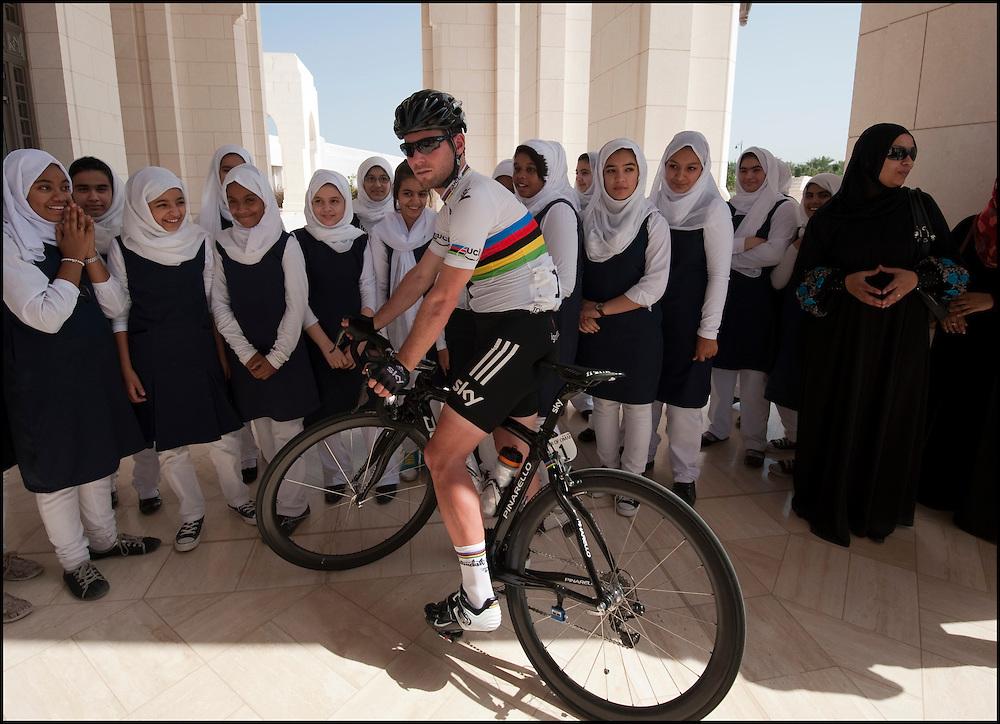 Tour of Oman 2012.© Antony Jones...