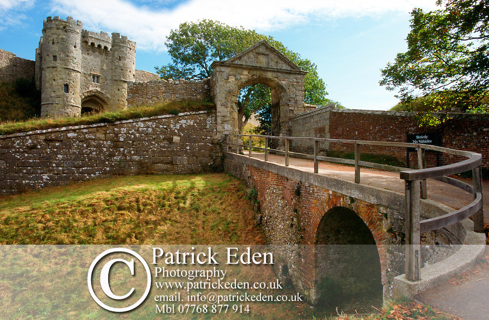 Carisbrooke Castle. Moat Photographs of the Isle of Wight by photographer Patrick Eden photography photograph canvas canvases