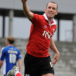 Oldham Athletic v Bristol City