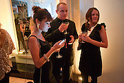 EGLE SLEDZINTE, Harper's Bazaar Women Of the Year Awards 2011. Claridges. Brook St. London. 8 November 2011. <br /> <br />  , -DO NOT ARCHIVE-© Copyright Photograph by Dafydd Jones. 248 Clapham Rd. London SW9 0PZ. Tel 0207 820 0771. www.dafjones.com.