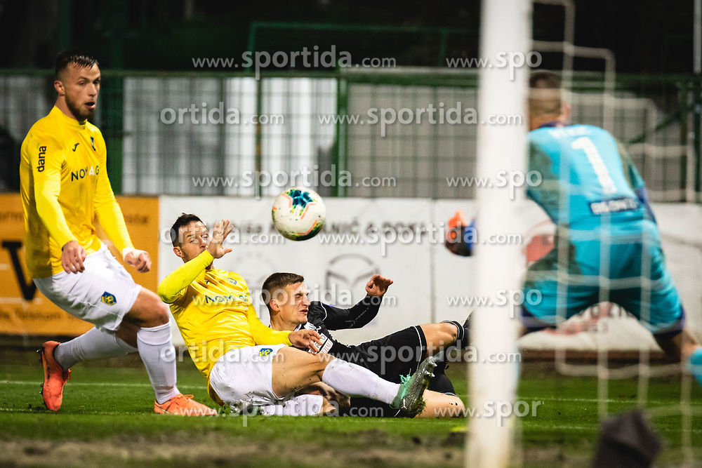 Klemen Šturm of Mura during football match between NŠ Mura and NK Bravo in 20th Round of Prva liga Telekom Slovenije 2019/20, on December 5, 2019 in Fazanerija, Murska Sobota, Slovenia. Photo by Blaž Weindorfer / Sportida