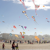 The 2014 Lincoln City Fall Kite Festival at the D-River Wayside, in Lincoln City, Ore., on Saturday, October 4, 2014.