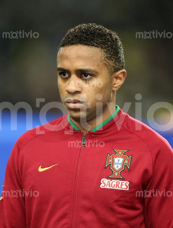 Fussball International Testspiel  Brasilien 0-2 Portugal Jorge Andrade (POR)