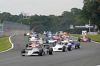 #3 Ian Pearson Van Diemen RF83 during Classic Formula 3 with URS Classic Formula Ford 2000 - Race 1 as part of the Oulton Park Gold Cup at Oulton Park, Little Budworth, Cheshire, United Kingdom. August 31 2015. World Copyright Taylor/PSP. Copy of publication required for printed pictures.  Every used picture is fee-liable. http://archive.petertaylor-photographic.co.uk