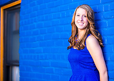 Nina Emmick Senior Portraits, July 15, 2014