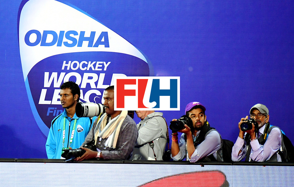Odisha Men's Hockey World League Final Bhubaneswar 2017<br /> Match id:22<br /> Argentina v Australia Final<br /> Foto: Press<br /> COPYRIGHT WORLDSPORTPICS FRANK UIJLENBROEK