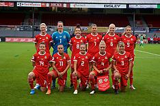2019-09-03 Wales Women v Northern Ireland