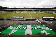 *** during the Sky Bet League 2 match between Plymouth Argyle and Mansfield Town at Home Park, Plymouth, England on 13 February 2016. Photo by Graham Hunt.