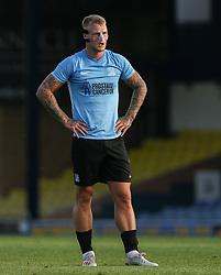 Stephen Humphrys of Southend United waiting to take a free kick - Mandatory by-line: Arron Gent/JMP - 24/07/2019 - FOOTBALL - Roots Hall - Southend-on-Sea, England - Southend United v Millwall - pre season friendly