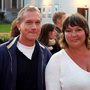 NLD/Utrecht/20080928 - Premiere Radeloos, Maya van den Broecke en partner