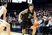 Green Bay guard Trevian Bell (13) during an NCAA college basketball game against Xavier, Wednesday, Dec. 4, 2019, in Cincinnati. Xavier defeated Green Bay 84-71 (Jason Whitman/Image of Sport)