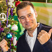 NLD/Amsterdam/20161207 - 8e Sky Radio's Christmas Tree For Charity, Wilfred Genee
