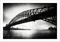 Early morning in the shadows of the Sydney Harbour Bridge, Dawes Point [Sydney, NSW].<br /> <br /> Read about the making of this image on the blog: https://girtbyseaphotography.com/emerging/<br /> <br /> To purchase please email orders@girtbyseaphotography.com quoting the image number 206896, and your preferred print size. You will receive a quick reply recommending print media options to best suit your chosen image, plus an obligation-free quotation. Current standard size prices are published on the Pricing page.