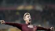 &copy; Filippo Alfero<br /> Torino-Athletic Bilbao - Europa League 2014/2015<br /> Torino, 19/02/2015<br /> sport calcio<br /> Nella foto: esultanza Maxi Lopez dopo gol