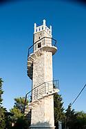 Toreta, a stone tower on the island of Silba, Croatia © Rudolf Abraham