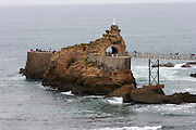Rocher de la Vierge (Virgin Rock).