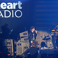 Beck performs on stage at the 2018 iHeartRadio ALTer EGO festival at The Forum on Friday, Jan. 19, 2018, in Inglewood, CA. (Photo by Willy Sanjuan/Invision/AP)