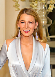 Actress Blake Lively arrives for the State Dinner in honor of Prime Minister Trudeau and Mrs. Sophie Grégoire Trudeau of Canada at the White House in Washington, DC on Thursday, March 10, 2016. EXPA Pictures © 2016, PhotoCredit: EXPA/ Photoshot/ Ron Sachs<br /> <br /> *****ATTENTION - for AUT, SLO, CRO, SRB, BIH, MAZ, SUI only*****