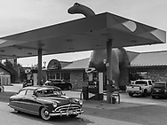 http://Duncan.co/vintage-car-and-dinosaur-gas-station