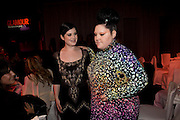 BETH DITTO AND KELLY OSBORNE, Glamour magazine Women of the Year Awards. Berkeley Sq. London. 3 June 2008 *** Local Caption *** -DO NOT ARCHIVE-© Copyright Photograph by Dafydd Jones. 248 Clapham Rd. London SW9 0PZ. Tel 0207 820 0771. www.dafjones.com.