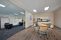 Interior photo of Motorola Offices at  BWI Tech Park  2 in Maryland by Jeffrey Sauers of Commercial Photographics, Architectural Photo Artistry in Washington DC, Virginia to Florida and PA to New England