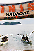Adventure races became popular in the Philippines in the late 90s. From these races, members that would eventually form the Philippine Everest Team were chosen.They summitted in 2007.