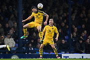 John Mousinho of Oxford United in action during the EFL Sky Bet League 1 match between Southend United and Oxford United at Roots Hall, Southend, England on 6 October 2018.