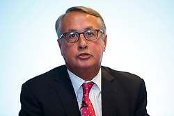 © Licensed to London News Pictures. 19/01/2015. LONDON, UK. Wayne Swan, former Deputy Prime Minister and former Treasurer of Australia speaks at UK launch of the Commission on Inclusive Prosperity's report at Financial Times HQ in London. Photo credit : Tolga Akmen/LNP