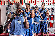 White Collar Boxing London training, London, England on Saturday June 18, 2016. Picture by Dan Law/danlawphotography.com