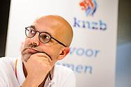 04-07-2017: KNZB Persmoment: Eindhoven<br /> <br /> Andr&eacute; Cats, Technisch Directeur bij de Nederlandse Zwembond (KNZB)<br /> <br /> Fotoshoot tijdens een bijeenkomst in aanloop naar de FINA Wereldkampioenschappen in Boedapest. Nederland is tijdens het evenement vertegenwoordigd met zwemmen, open water zwemmen, waterpolo vrouwen, schoonspringen en synchroonzwemmen<br /> <br /> Foto: Gertjan Kooij
