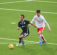 15-09-2015 Dundee v Falkirk - Development League
