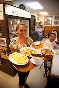 Sam Sato's Restaurant, Wailuku, Maui, Hawaii