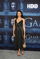 Shiva Rose at the Game of Thrones Season 6 Premiere Screening at the TCL Chinese Theater IMAX on April 10, 2016 in Los Angeles, CA. EXPA Pictures © 2016, PhotoCredit: EXPA/ Photoshot/ Kerry Wayne<br /> <br /> *****ATTENTION - for AUT, SLO, CRO, SRB, BIH, MAZ, SUI only*****